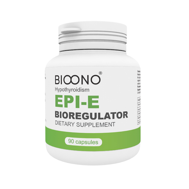 EPI-E - биорегулятор для щитовидной железы (гипотиреоз)