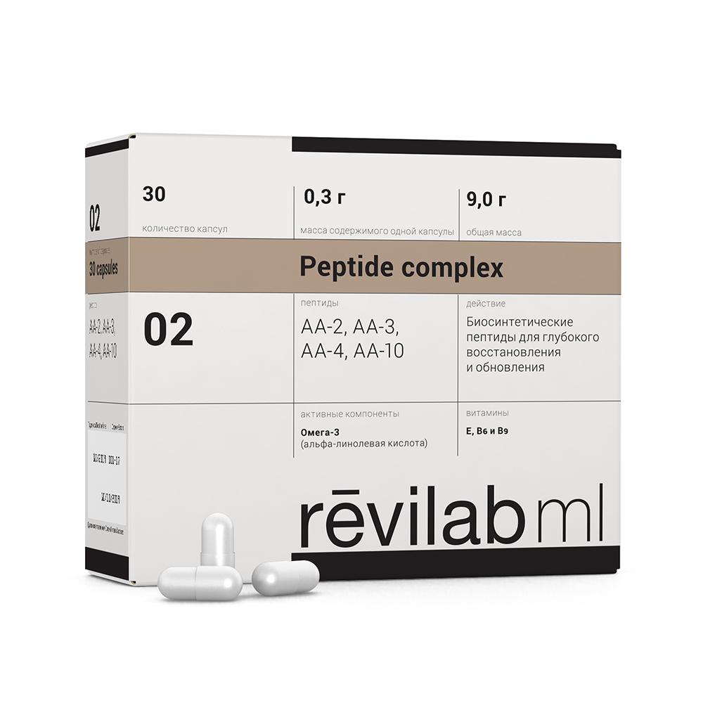 Revilab ML 02 для системы кроветворения, химиопротектор