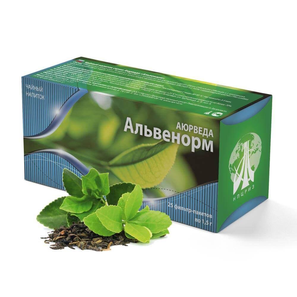 Чайный напиток «АЛЬВЕНОРМ»