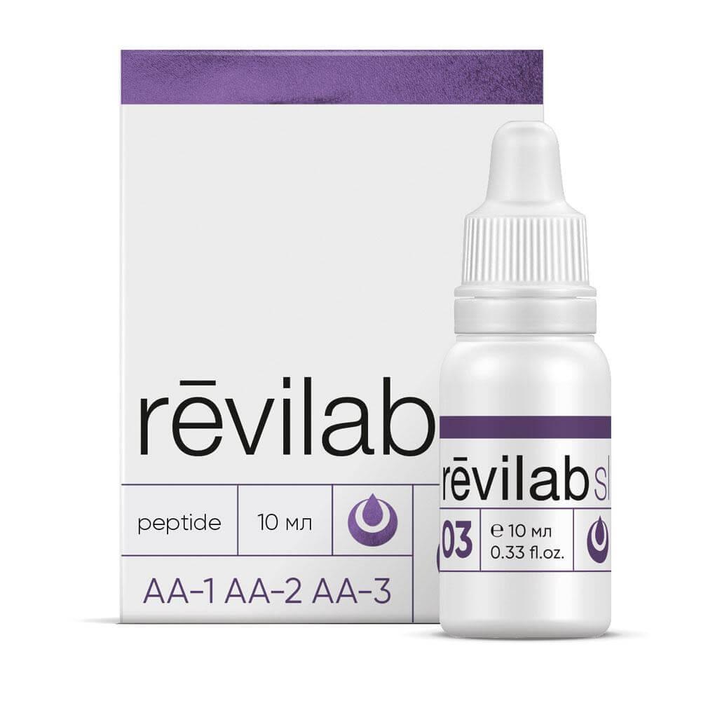 Revilab SL 03 для иммунной и нейроэндокринной системы
