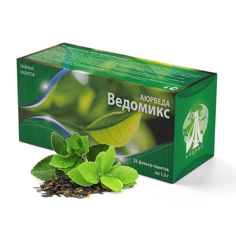 Чайный напиток «ВЕДОМИКС»